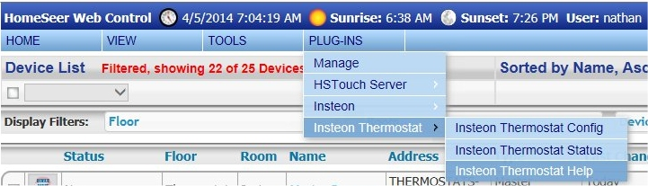 Insteon thermostat help plug ins insteon thermostat insteon thermostat help publicscrutiny Gallery